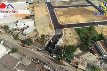 Bán đất sổ đỏ Vĩnh Lộc Bình Chánh chỉ từ 1,2-1,3 tỷ, 64-195m2, được vay 50% mua đất gọi 0909138006