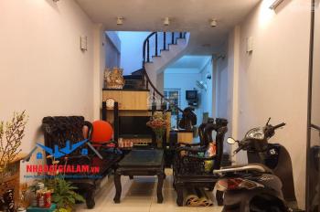 Bán nhà 4 tầng DT 43m2 hướng ĐN đường ô tô, Thượng Cát, Thượng Thanh, Long Biên. LH 097.141.3456