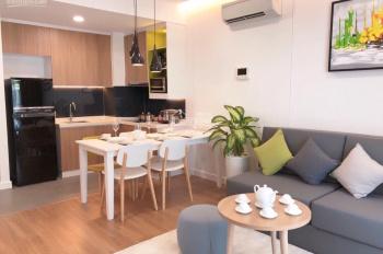 Cho thuê căn hộ CC Prosper Plaza 2PN full nội thất Q 12, DT 70m2, giá 9.5 tr/th, ĐT 0909 99 44 62