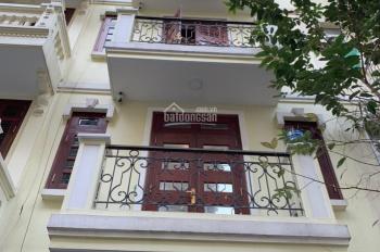Cho thuê nhà liền kề Nguyễn Huy Tưởng, DT 75m2*5 tầng, MT 5m, giá 43tr/tháng