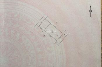 Bán gấp đất phân lô Lâm Hạ 110m2 MT 6.7m đường to ô tô tránh 2 mặt thoáng trước sau, giá rẻ 81tr/m2