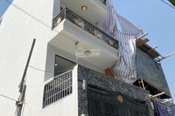 Nhà đường Tây Thạnh, P. Tây Thạnh, Q. Tân Phú, DT 4x20m, giá bán 7,2 tỷ. 0901278259 Quốc