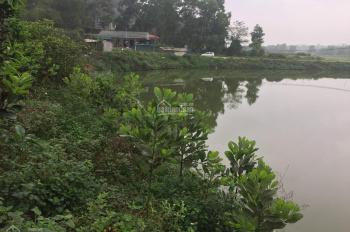 Bán lô đất 4ha có ao to giá rẻ tại huyện Lương Sơn tỉnh Hòa Bình