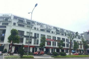 Cho thuê shophouse Vinhomes Gardenia mặt đường Hàm Nghi - Mỹ Đình, 93m2 x 5 tầng, 70 triệu/tháng
