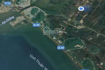 Gần 25.000 mét vuông đất khu công nghiệp - giá rẻ - Hà Tiên - Kiên Giang LH: 0982.566.315
