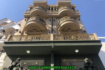 Bán nhà biệt thự Tân cổ điển Gò Vấp diện tích 80m vị trí đẹp thiết kế sang trọng-hiện đại