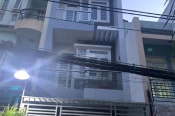 Nhà 3 lầu mới đẹp MTNB Trung Lang (Bàu Cát) 3.8 x19m