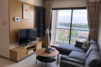 Cho thuê căn hộ New City DT 83m2, 3PN, 2WC, full nội thất mới, đẹp, view sông, giá chỉ 19.5tr/th