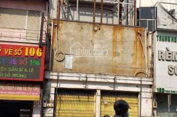 Cho thuê nhà mặt tiền 104 - 106 Phan Đình Phùng, P. 2, Q. Phú Nhuận DT 7x21m, giá 120tr. 0912998421