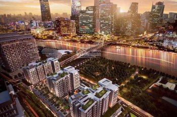 Nhận booking dự án The Metropole Thủ Thiêm, ngay lõi Thủ Thiêm. Giai đoạn 3, giá ưu đãi