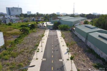 40 nền đất đẹp đường D2, phường An Phú Đông, Q12, SHR, khu hot giá tăng từng ngày, giá 975tr/nền