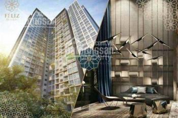 Kẹt tiền cần bán gấp căn hộ 106m2 Feliz En Vista quận 2 giá tốt. LH: 0909024895