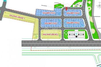 Kẹt vốn bán gấp lô đất KDC Hà Đô, Lê Thị Riêng, Q12, DT: 100m2, giá: 16tr/m2, sổ riêng