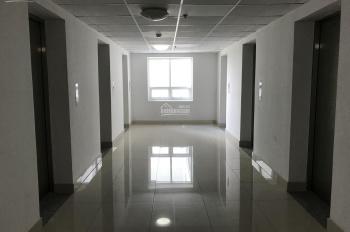 Cho thuê căn hộ 1050 DT 62m2 nhà trống thích hợp làm vp hay ở, đầy đủ nội thất giá chỉ 11tr /tháng