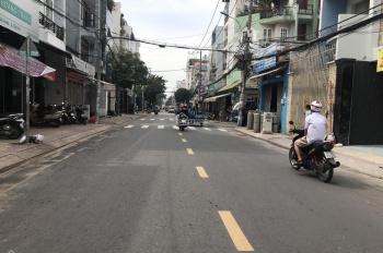 Bán nhà MT Lê Lư, P. Phú Thọ Hòa, Q. Tân Phú, DT 4.3x20m, nở hậu cấp 4, giá 7.5 tỷ TL