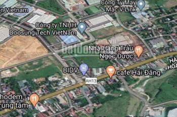 Bán đất nền phân lô hót nhất tại khu công nghiệp Lương Sơn - Hoà Bình