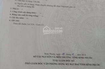 Bán đất mặt tiền Nguyễn Văn Linh, Chơn Thành, Bình Phước