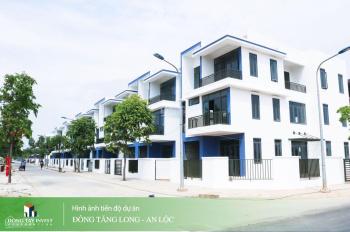 Nhà phố Q9 DTĐ 100m2 DTXD 265m2 xây 2,5 tấm, từ 2 tỷ nhận nhà, không trả lãi gốc 9 tháng