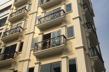 Bán nhà 7 tầng 165m2, MT 6m gồm 34 phòng KK cho thuê 1,5 tỷ/năm, ngõ thông rộng 5m ô tô