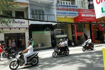 Bán gấp mặt tiền Nguyễn Thái Bình, P4, TB giá 180tr/m2 tổng diện tích 120m2 có GPXD; 1 hầm 6 tấm