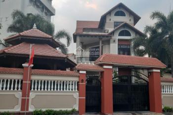 Định cư cần bán gấp nhà góc 2 mặt tiền hẻm khu biệt thự Nguyễn Minh Hoàng, K300, DT 5x17m, 16.7 tỷ