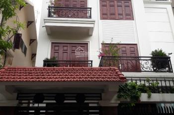 Cần cho thuê nhà khu LK ngõ 4 Nguyễn Văn Lộc, Hà Đông, 75m2 * 4T, 1 hầm, giá 25 tr/th, 0968120493