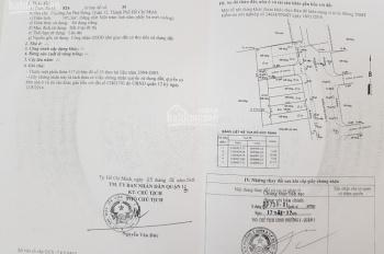 Bán đất dự án An Phú Đông Riverside, MT An Phú Đông 13, Quận 12, SHR, thổ cư, 105m2