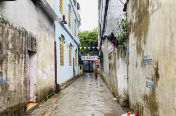Bán đất thổ cư phố Ngô Xuân Quảng, Trâu Quỳ, Gia Lâm, DT 100m2 mặt tiền 5m ô tô vào được