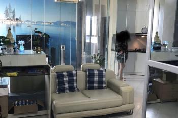 Cần bán căn hộ chung cư Conic Garden, DT 80m2 full nội thất giá 1 tỷ 680