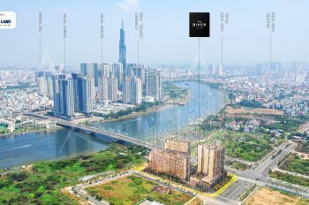 The River Thủ Thiêm Quận 2 - Phú Hoàng Land - Đại lý F1 phân phối chính thức dự án