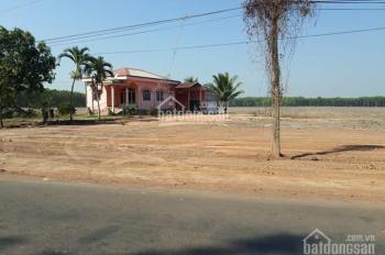 Cần bán nhà đất ngay chợ Minh Lập DT 843m2 - SHR chính chủ thổ cư 300m2 - giá 2,6 tỷ MTĐ 32m