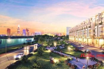 Cần bán gấp nền đất mặt sông xây 7 tầng dự án Saigon Mystery Hưng Thịnh, Quận 2