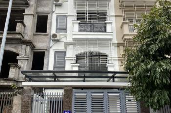 Cho thuê nhà ngõ Nguyễn Văn Lộc - Làng Việt Kiều Châu Âu. Dt 90m2, 5 tầng, Mt 5m, giá 28tr/th