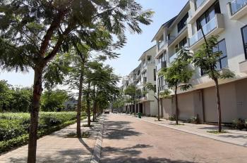 Bán liền kề khu B Geleximco Hà Đông, dt 100m2, hai mặt thoáng, giá 38 triệu/m² lh 0981982820