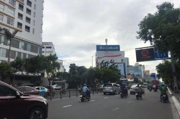 Cho thuê nhà 4x17m mặt tiền đường Nơ Trang Long, Bình Thạnh. 4 lầu giá 38 triệu/tháng