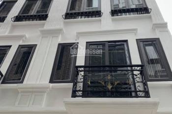 Bán nhà phố Kim Đồng - Tân Mai, ô tô vào nhà, 45m2 x 5 tầng căn góc SĐCC