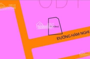Bán đất 3 mặt tiền đường Hàm Nghi, Cam Đức, ngay trung tâm văn hóa thể thao huyện Cam Lâm