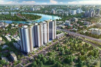 Nhà đẹp giá rẻ ra mắt tại Hoàng Mai giá căn hộ từ 1,35 - 1,5 tỷ cho các căn hộ 2 đến 3 phòng ngủ