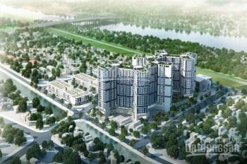 Cho thuê mặt bằng thương mại chân đế chung cư tại Ngọc Lâm, Long Biên