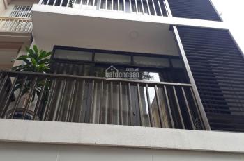 Cho thuê nhà ngõ 28 Xuân La, 65m2 x 6T, thang máy, thông sàn