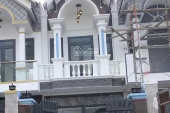 Bán nhà ngay trung tâm Bình Chuẩn, Thuận An, nhà đẹp 1 lầu 3 PN, sổ hồng riêng