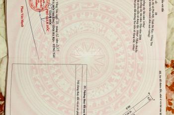 Đất nền KDC Châu Pha Marina Vũng Tàu, Khu hành chính Châu Pha sổ hồng trao tay, không tăng giá