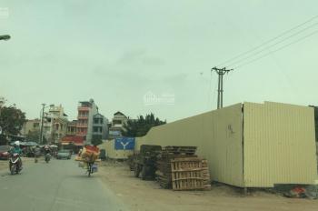 Mặt đường Tỉnh lộ 422 - Tân Lập - Đan Phượng - Kinh doanh buôn bán sầm uất