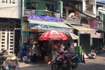 Nhà đường nội bộ kinh doanh Lạc Long Quân, (4x9m), cấp 4 có lửng, có hẻm sau 3m