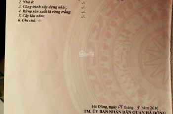 Chính chủ bán đất dịch vụ Yên Nghĩa khu D, 50m2 tại Hà Đông, Hà Nội. LHCC: 0948118688
