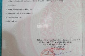 Bán lô đất khu Thanh Sơn TP Bà Rịa 138m2 105m2 TC (6x23) hướng TB, giá 17tr/m2, 093.4444.552 A Dũng