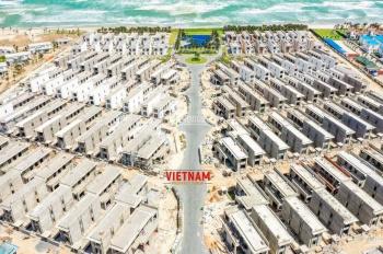 Chỉ 9,5 tỷ sở hữu biệt thự biển Bãi Dài sân bay Cam Ranh sắp bàn giao hoàn thiện