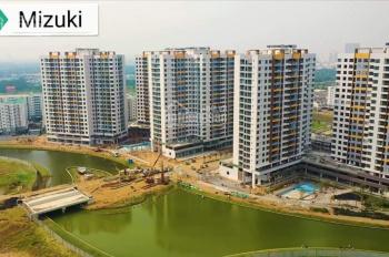 Vợ chồng tôi bán căn 3PN, Mizuki Park, diện tích 98m2, hướng Đông, view sông lớn, tổng giá 3.170 tỷ