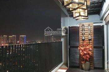 Cho thuê 1 phòng ngủ mone có sân vườn 60m2 tầng penthouse