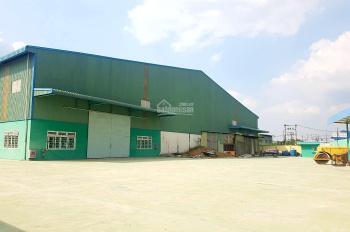 Bán xưởng 7.350m2 giá 71 tỷ gần KCN Tân Đô xã Đức Hòa Hạ, Đức Hòa, Long An LH: 0949.8612.87